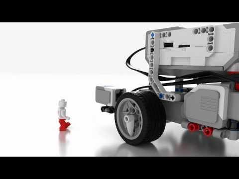 Базовый набор LEGO Mindstorms EV3 45544