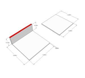 Комплект элементов для поля Лабиринт