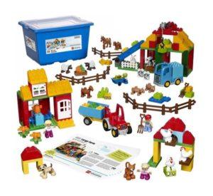 Большая ферма LEGO DUPLO 45007 вид 1