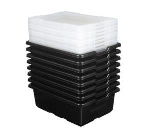 Средние короба для хранения (8шт) 45498 вид 1