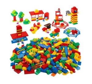 Гигантский набор LEGO DUPLO 9090 вид 1
