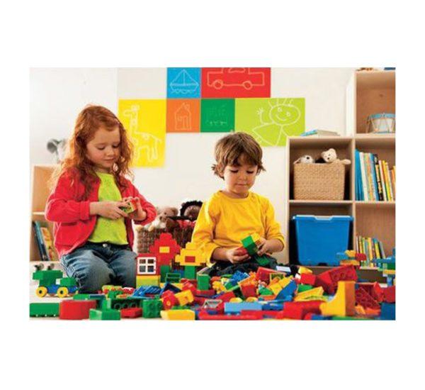 Гигантский набор LEGO DUPLO 9090 вид 2