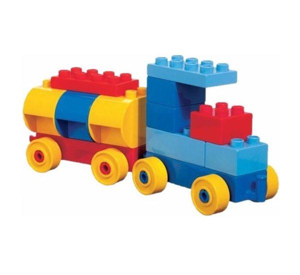 Гигантский набор LEGO DUPLO 9090 вид 4