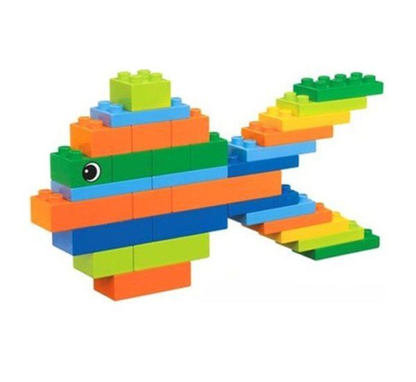 Гигантский набор LEGO DUPLO 9090 вид 6