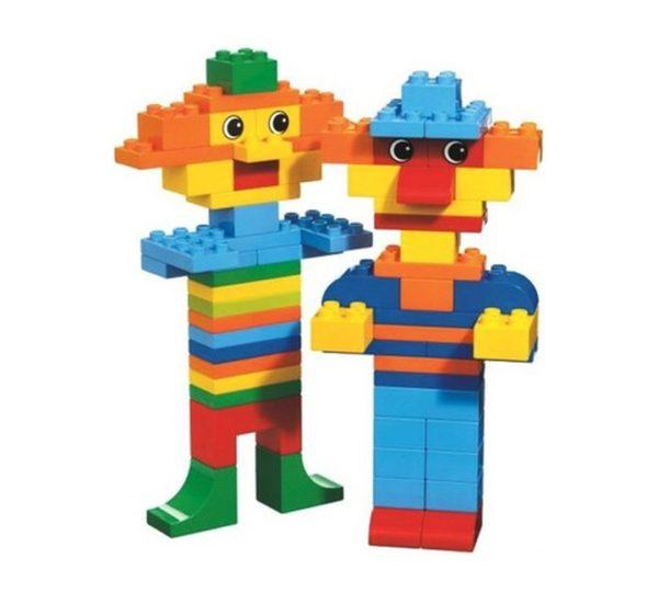 Гигантский набор LEGO DUPLO 9090 вид 7