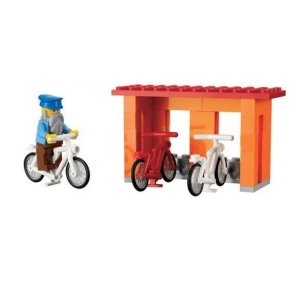 Городская жизнь LEGO 9389 вид 3