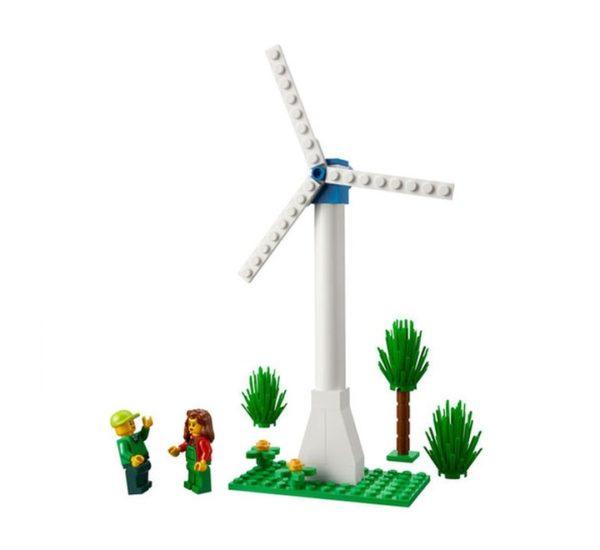 Городская жизнь LEGO 9389 вид 4