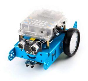 Робототехнический набор mBotV1.1-Blue вид 1