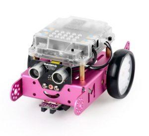 Робототехнический набор mBotV1.1-Pink вид 1