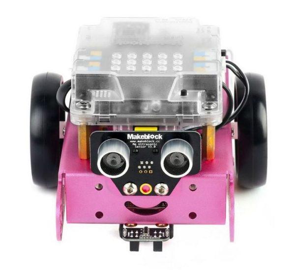 Робототехнический набор mBotV1.1-Pink вид 2