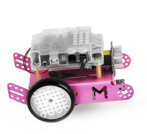 Робототехнический набор mBotV1.1-Pink вид 3