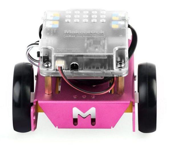 Робототехнический набор mBotV1.1-Pink вид 4