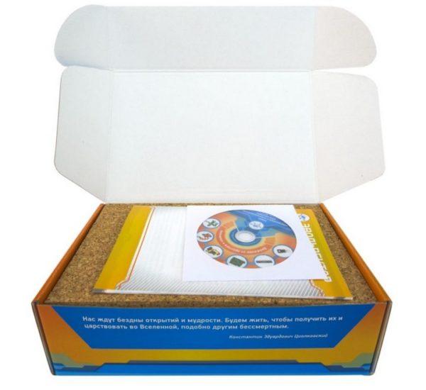 Базовый набор для изучения пайки печатных плат вид 4