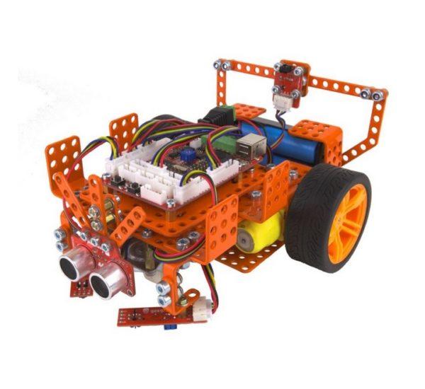 Набор для изучения информационных систем и устройств учебных промышленных роботов вид 5