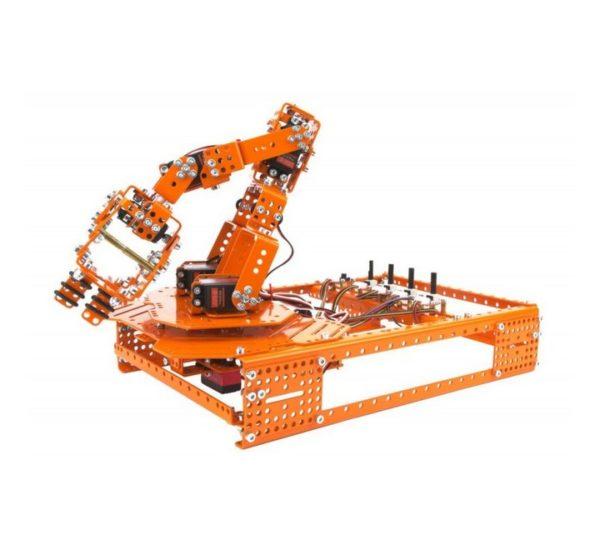 Ресурсный набор для изучения информационных систем и устройств учебных промышленных роботов вид 4