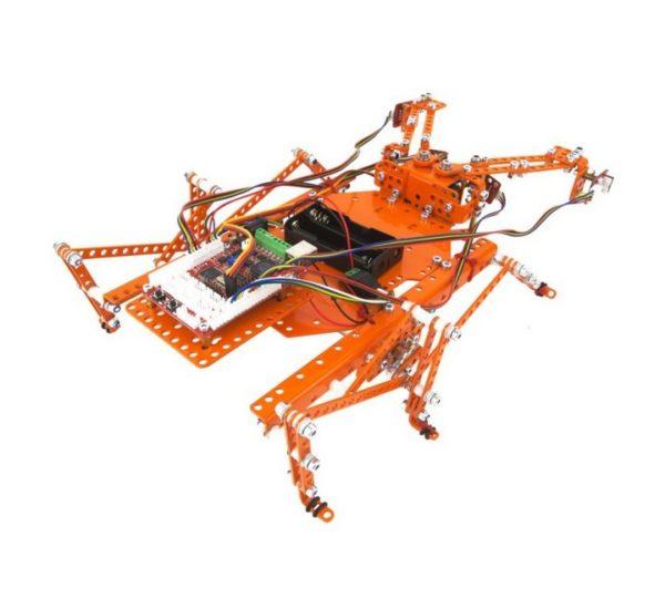 Ресурсный набор для изучения информационных систем и устройств учебных промышленных роботов вид 6