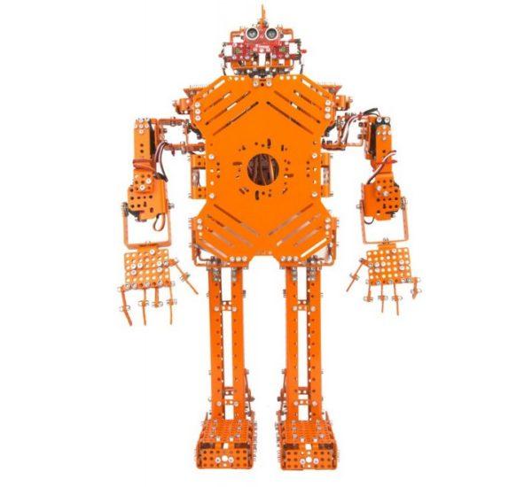 Набор для изучения информационных систем и устройств учебных промышленных роботов