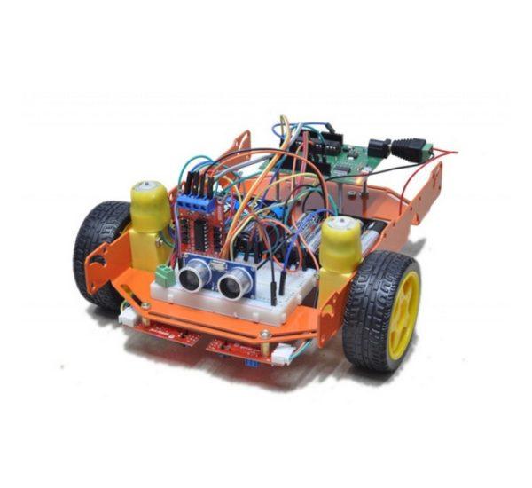 Расширенный набор Робот+ - Уровень 2 вид 4