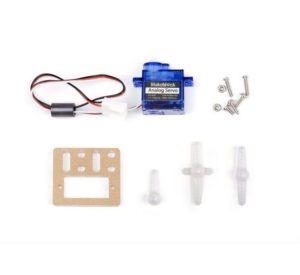 Модуль сервомотор 9g Micro Servo Pack