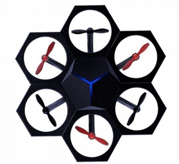 Модульный дрон Airblock вид 2