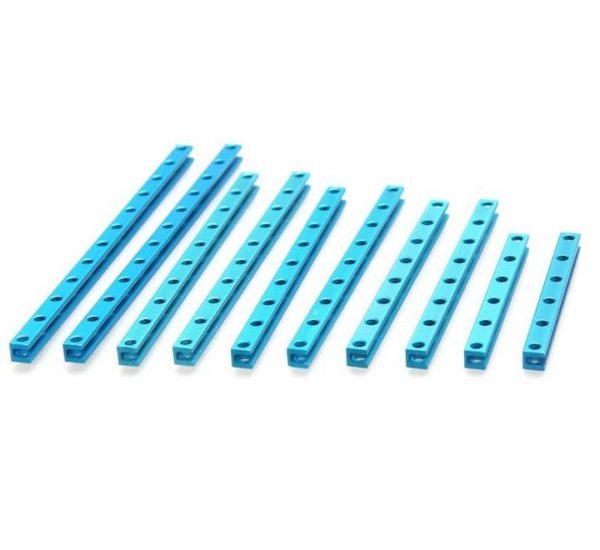 Ресурсный набор балок Beam0808 Robot Pack-Blue