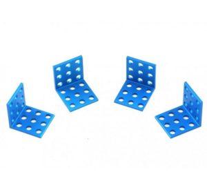 69. Кронштейн Bracket 3х3-Blue (4 шт.) вид 1