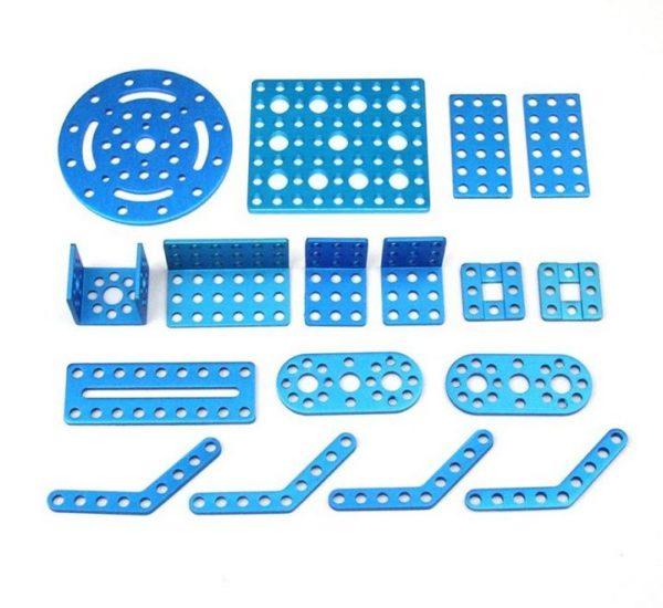 Ресурсный набор Bracket Robot Pack-Blue вид 1