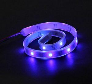 Лента LED с RGB-светодиодами 0,5м вид 1