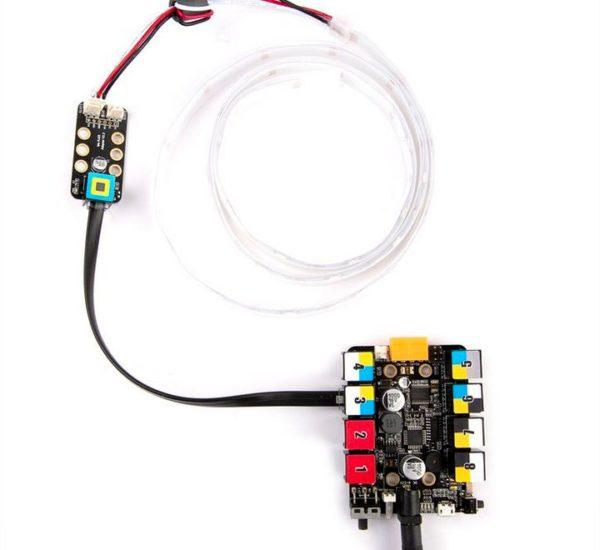 Лента LED с RGB-светодиодами 0,5м вид 3