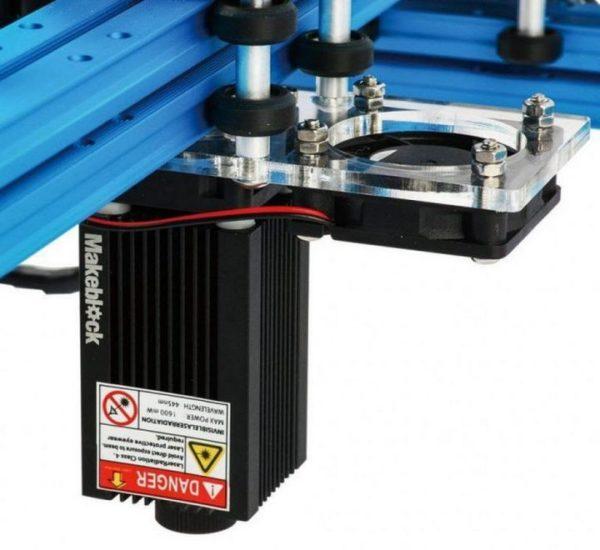 Набор лазерного гравера Laser Bot V1.0 Blue вид 2