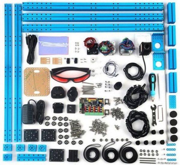 Набор лазерного гравера Laser Bot V1.0 Blue вид 3