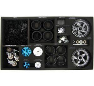 Набор колес и гусениц MakerSpace Kits-Motion Parts вид 1