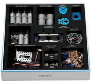 Набор двигателей MakerSpace Kits-Motor Modules вид 1