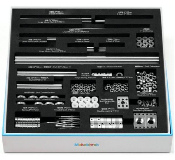 Набор валов и втулок MakerSpace Kits-Shaft Type Drive Parts