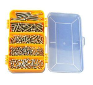 Ресурсный набор крепежных элементов Nickel-plated Screws вид 1