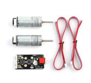 Ресурсный набор оптический преобразователь Optical Encoder Motor Pack-25 9V/185RPM вид 1