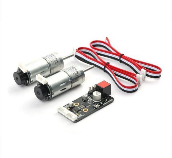 Ресурсный набор оптический преобразователь Optical Encoder Motor Pack-25 9V/185RPM вид 2