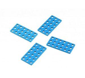 Пластина Plate 3*6-Blue (4 шт.) вид 1