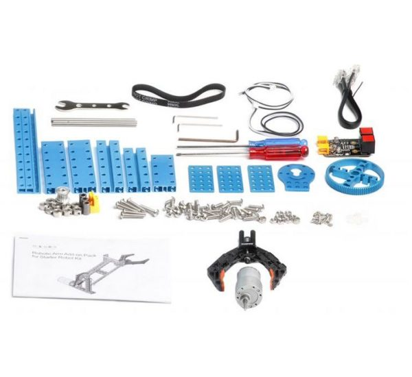 Ресурсный набор Robot Arm Add-on Pack for Starter Robot Kit вид 2