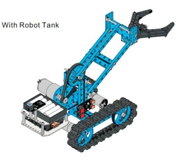 Ресурсный набор Robot Arm Add-on Pack for Starter Robot Kit вид 3