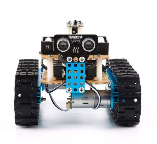 Робототехнический набор Starter Robot Kit-Blue вид 2