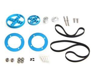 Ресурсный набор с ременной передачей Timing Belt Motion Pack-Blue вид 1