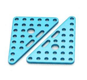 Треугольная пластина Triangle Plate 68 (Pair) вид 1