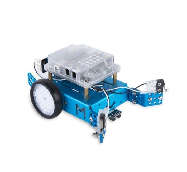 Расширеный базовый робототехнический набор mBot Classroom Kit (mBotV1.1+Gizmos Add-on Packs вид 10
