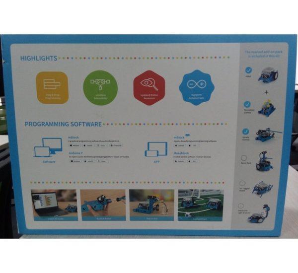 Расширеный базовый робототехнический набор mBot Classroom Kit (mBotV1.1+Gizmos Add-on Packs вид 2