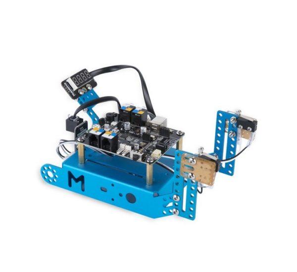 Расширеный базовый робототехнический набор mBot Classroom Kit (mBotV1.1+Gizmos Add-on Packs вид 9