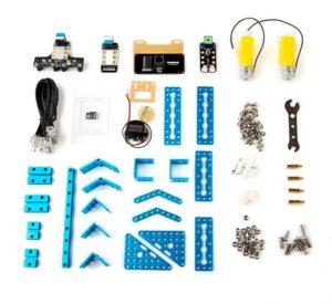 Ресурсный соревновательный набор для робота mBot - MakeX Starter Add-on Pack