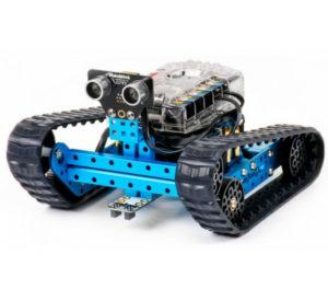 Робототехнический набор mBot Ranger Robot Kit (Bluetooth-версия) вид 1