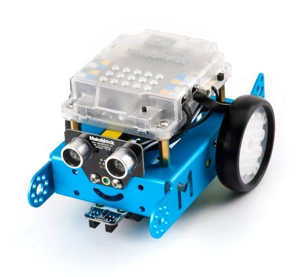Робототехнический набор mBot v1.1-Blue (Bluetooth-версия) вид 1