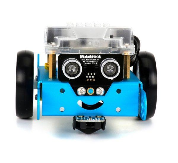 Робототехнический набор mBot v1.1-Blue (Bluetooth-версия) вид 4